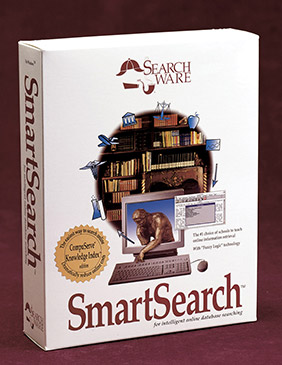 Searchware software packaging