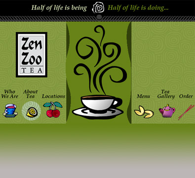 zenzoo home page